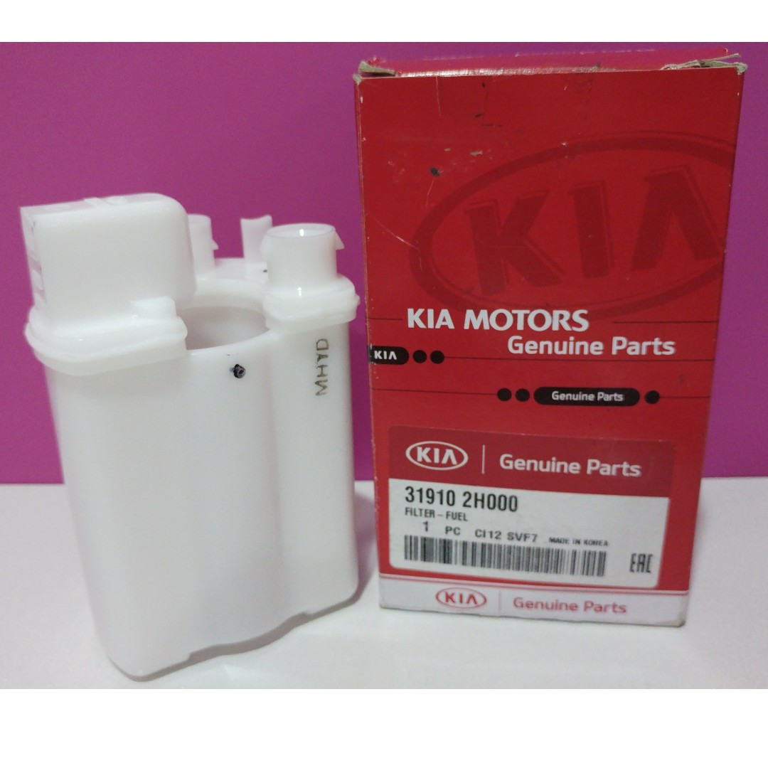 Genuine Fuel Filter For Kia Cerato Forte 2009 2011 Model A Part Made In Korea Car Accessories On Carousell