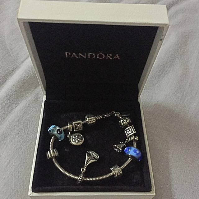 Further Price Reduction Pandora Bracelet Charms Sale Women S Fashion Jewelry Organisers Charms On Carousell