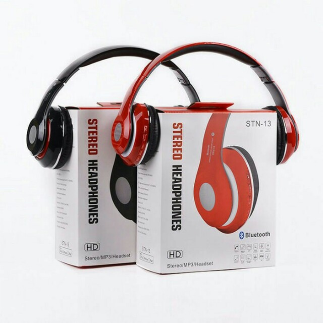 Headset Bluetooth Beats Studio STN-13, Mobile Phones & Tablets, Mobile & Tablet Accessories on Carousell