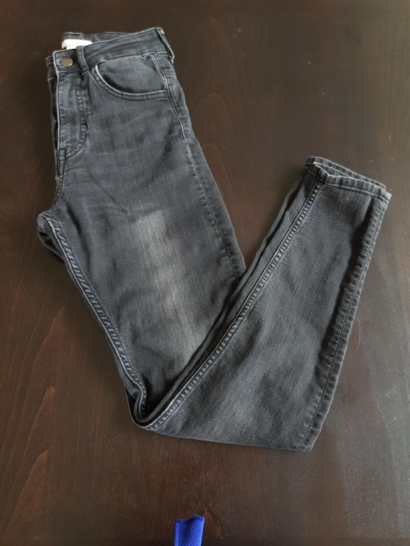 High waist skinny jeans (until April 30)