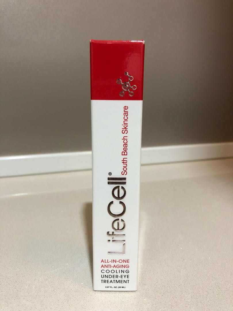 Lifecell All In One Cooking Under Eye Treatment Health Beauty