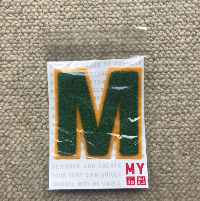 M patch