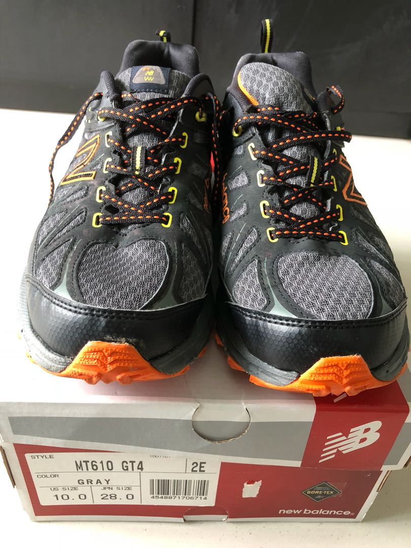 Balance Trail shoes - MT610 V4 Gore-tex