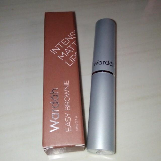 NEW Wardah Intense Matte Lipstick 05