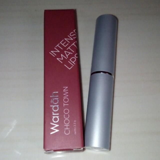 NEW Wardah Intense Matte Lipstick 11