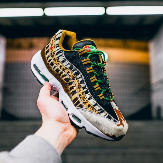 reputable site 1e566 cc11e Nike Air Max 95 Atmos