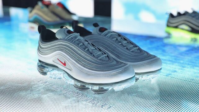 c5fb9a3923 Nike Air Max 97 Vapormax 'SILVER BULLET', Men's Fashion, Footwear on  Carousell