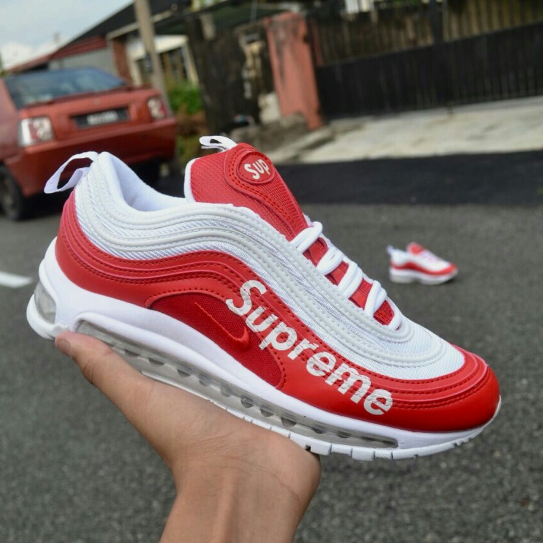 85d27f66744 Nike Airmax 97 Supreme