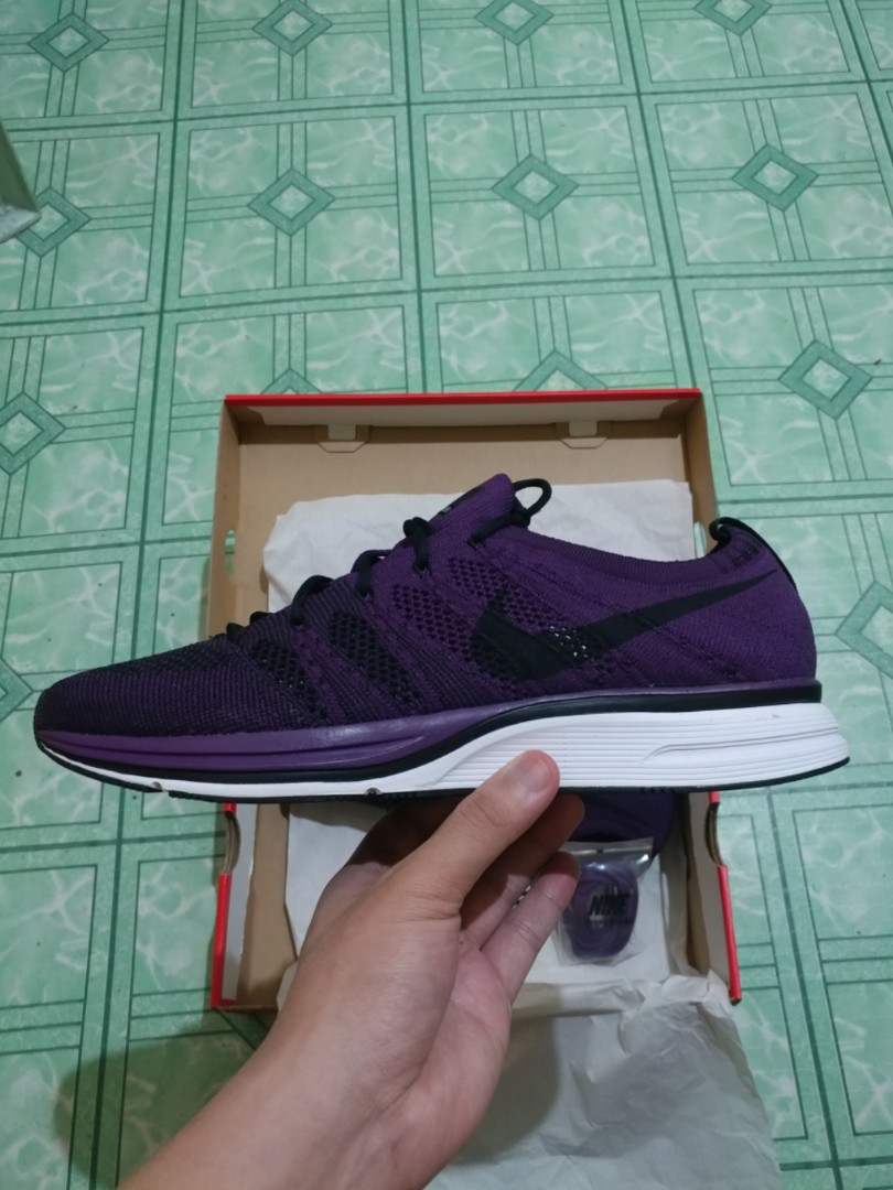 bed4a253b78c2 BRAND NEW! 4K ONLY Nike Flyknit Trainer US 9