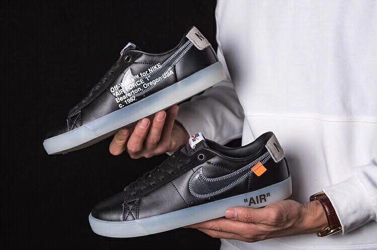 best sneakers 33ba6 75c8a Nike SB Blazer Low x Off White