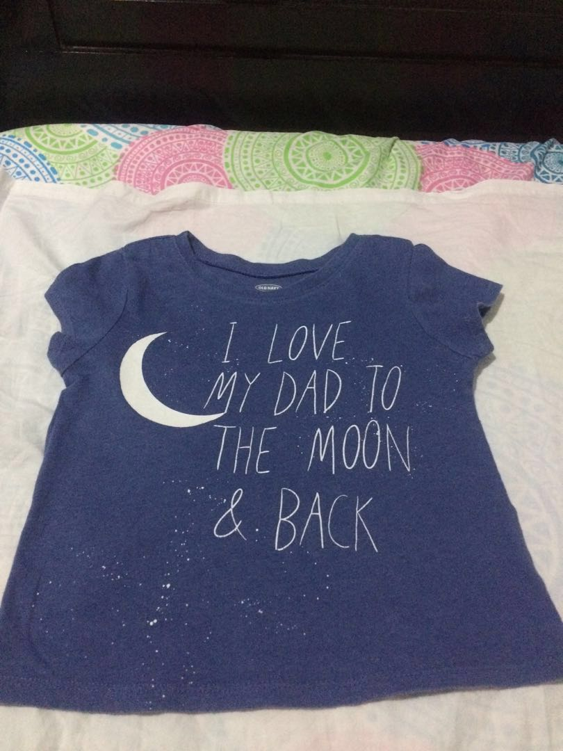 a1296198 Old Navy Tshirts, Babies & Kids, Babies Apparel on Carousell