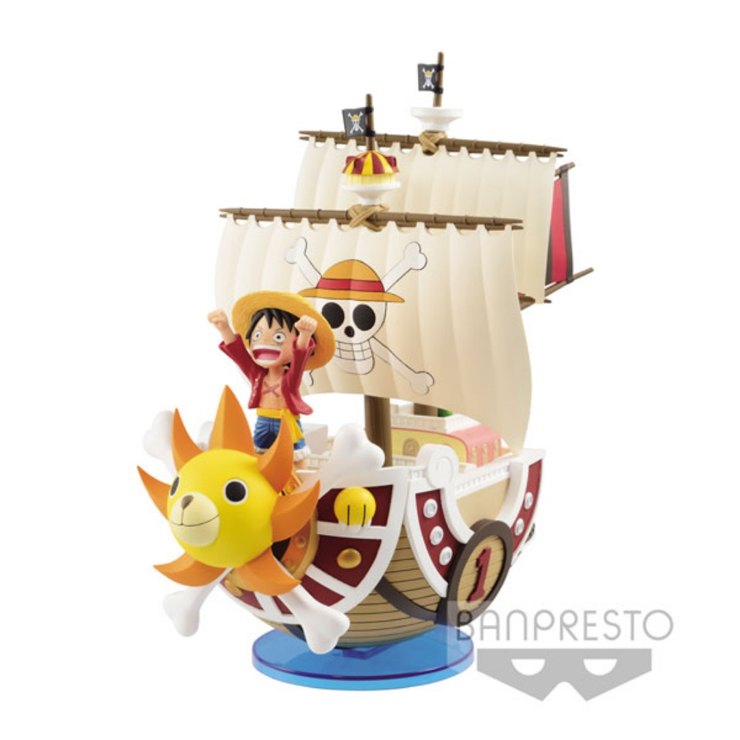Pre-Order ONE PIECE MEGA WCF SPECIAL!! Thousand Sunny