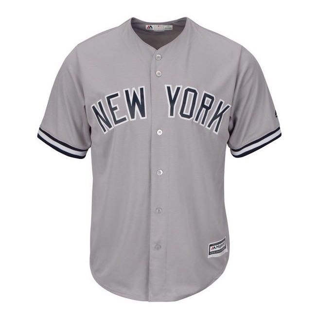 0ce7210c PO] MLB New York Yankees Jersey, Men's Fashion, Clothes on Carousell