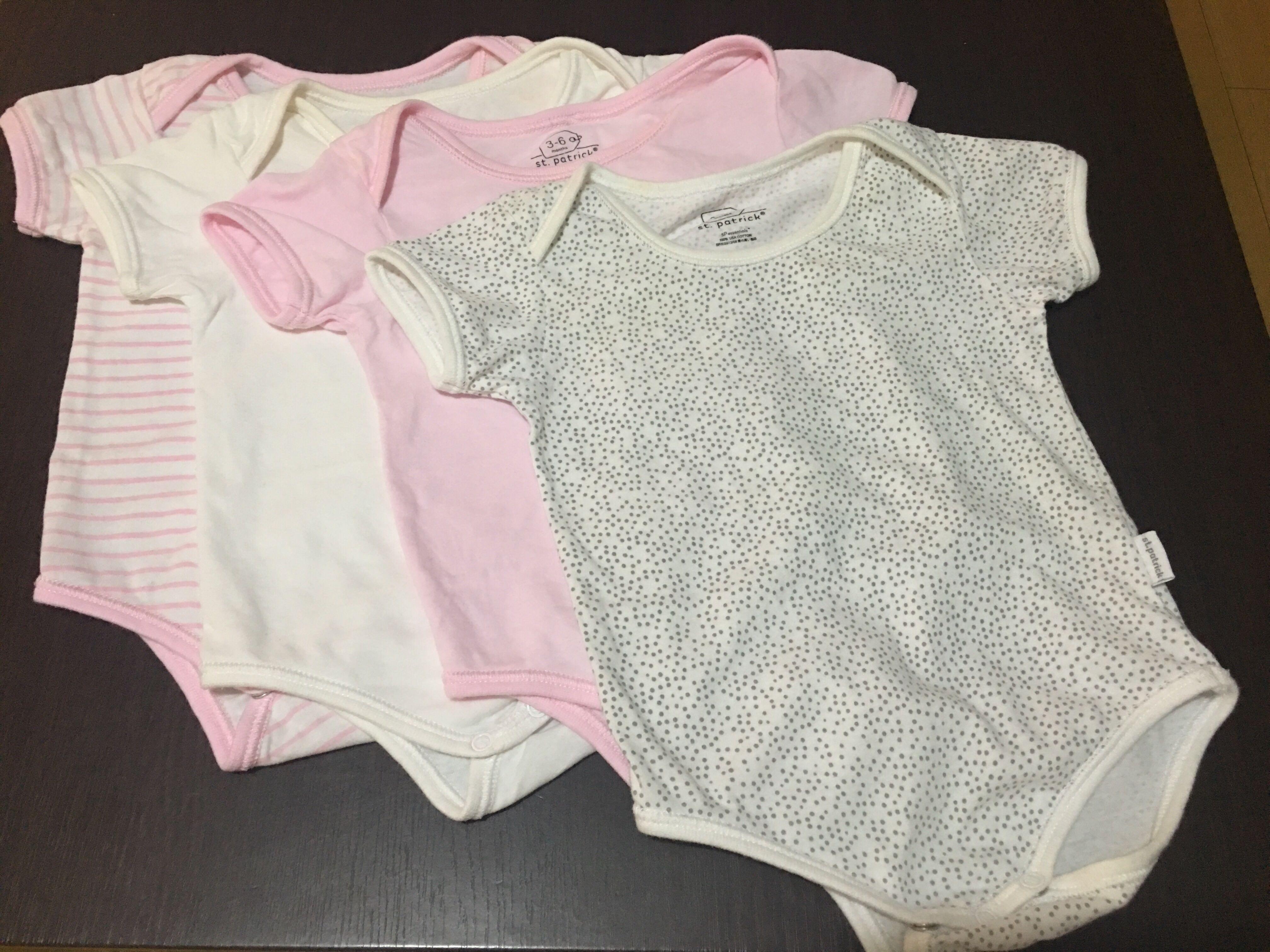 ec8b0f5f4712 Pre-loved Assorted Baby s Onesies