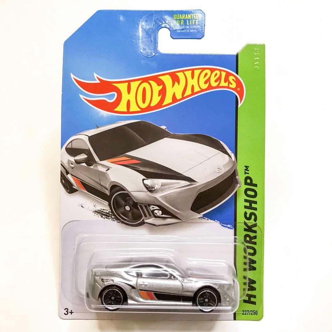 [Rare] Hot Wheels Toyota AE-86 Corolla Initial D Jay Chou