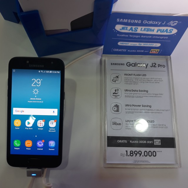 Samsung Galaxy J2 Pro Kredit Cepat Serba Serbi Di Carousell