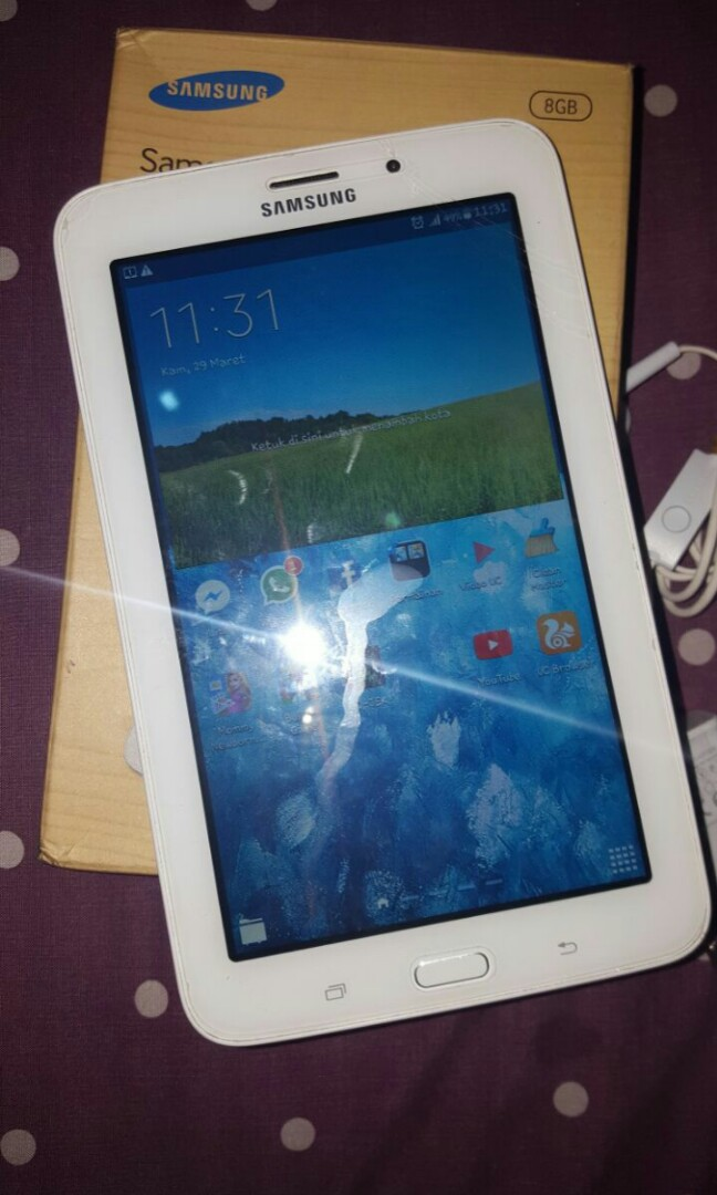 Samsung Galaxy Tab 3v Mobile Phones Tablets On Carousell
