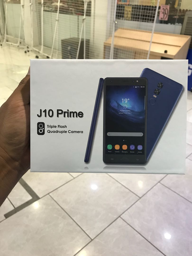 Samsung J10 Prime Superking Real Finger Print, Mobile Phones & Tablets,  Others on Carousell