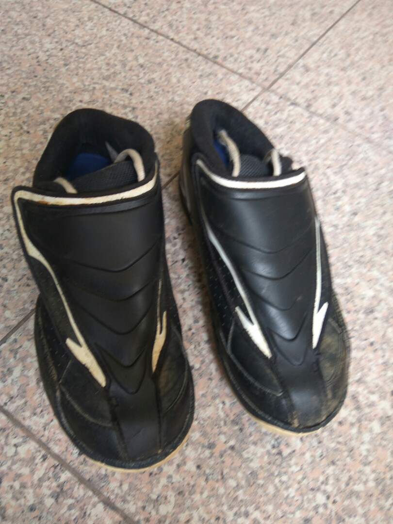 50ecd8971cd Shimano AM 45 clipless SPD cycling shoes with cleats, Bicycles ...