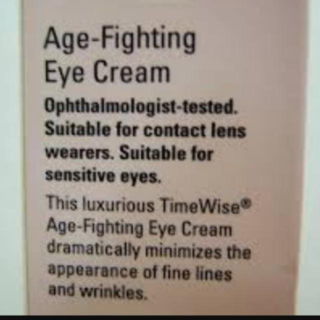 Timewise Age-Fighting Eye cream