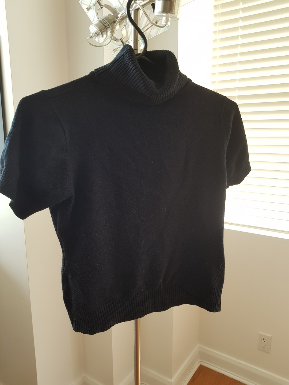 Turtleneck sweater (until April 30)