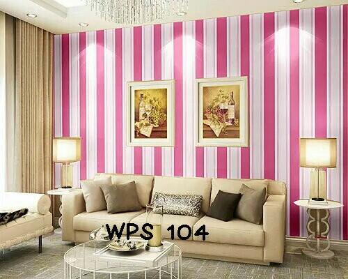 wallpaper dinding pink list uk 10 m 1522509990 0bd67690