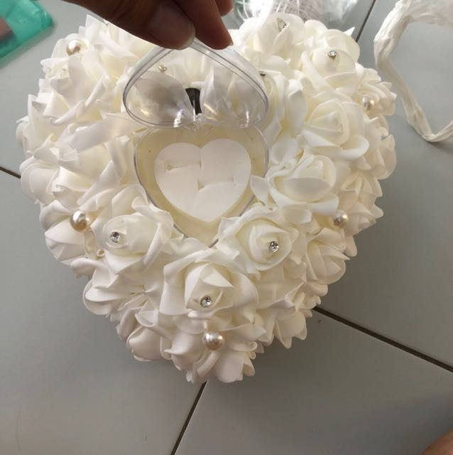 Wedding band bouquet