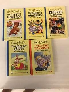 Enid Blyton collection (5 books)