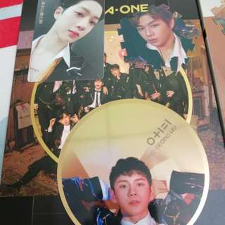 WTT WANNA ONE