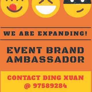 Event / Brand Rep