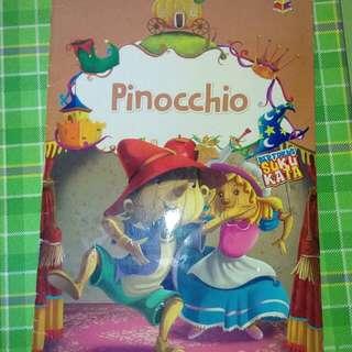Buku Pinocchio