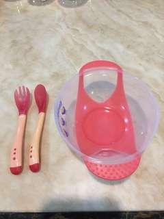 Baby bowl set