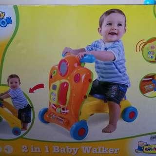 BRUIN 2in1 Baby Walker