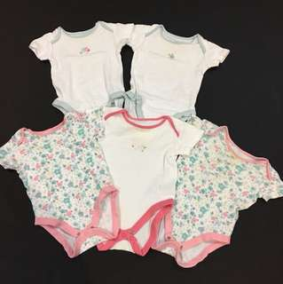 Mothercare rompers