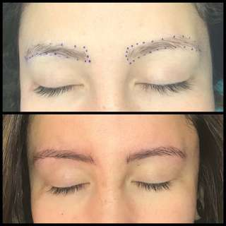 Lash extensions and microblading bundle