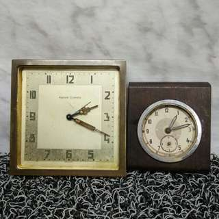 Vintage Clock GERMANY & FRANCE