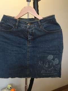 Rok span jeans Disney