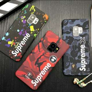 *Supreme / *APPE Samsung Phone Case