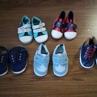 Shoes for Boys (3-6mos)