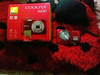 Nikon coolpix 20.1MP