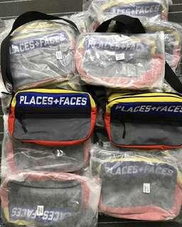 Places+Faces Pouch Bag 3M - Multi Colour