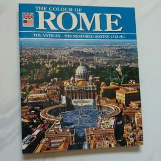The Colour of Rome