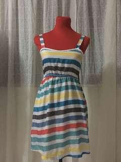 Stripes Summer Dress