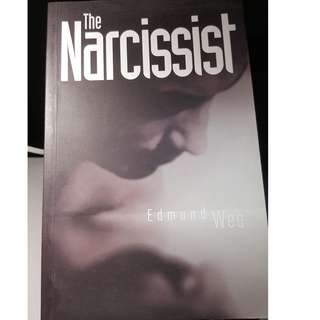 BOOK - THE NARCISSIST  singapore author