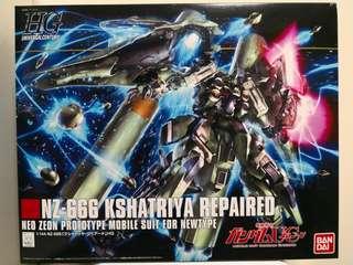 HG nz-666 kshatriya repaired