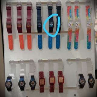 Closed PO Disney, Swatch Japan