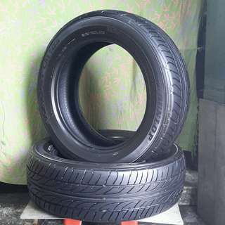 Used 215/60 R17(Sold) Dunlop (2pcs) 🙋♂️