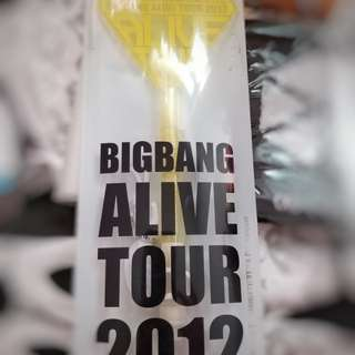 Bigbang Alive tour 2012 light stick