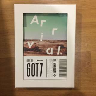 GOT7 Flight Log:Arrival album