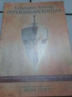 Buku rohani kristen : peperangan rohani